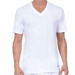Nautica V neck tshirts